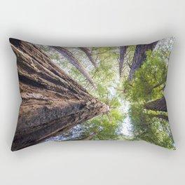 Muir Woods- Sequoia Trees Rectangular Pillow