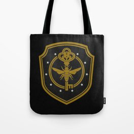 Brakebills embroidered patch - The Magicians Tote Bag
