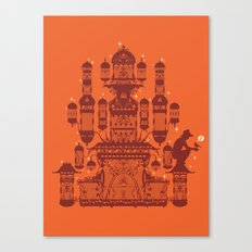 Surprise Gift Canvas Print