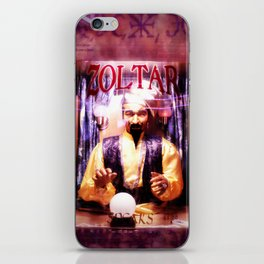 Zoltar iPhone Skin