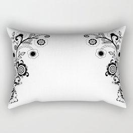 Mehindi Four Rectangular Pillow