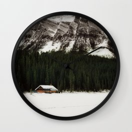 The Long Journey Home Wall Clock