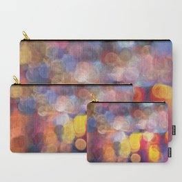 colorful blur Carry-All Pouch