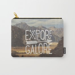 EXPLORE GALORE Carry-All Pouch