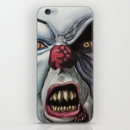 Pennywise the Dancing Clown iPhone Skin