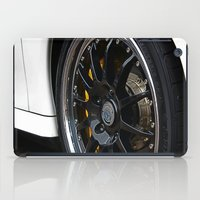porsche iPad Cases featuring Porsche Wheel by loveydovey