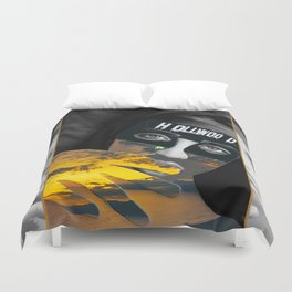 Hollywood Duvet Cover