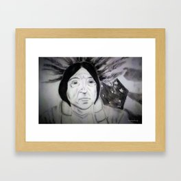 Indian Pride Framed Art Print