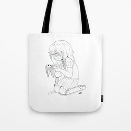 Cyclop Tote Bag