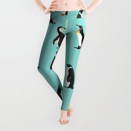 Penguin Pattern3 Leggings