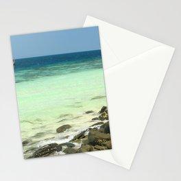 Banana beach, Koh Hey island, Thailand Stationery Cards