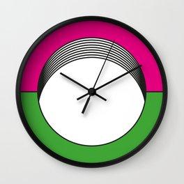 Memphis ARC I Wall Clock