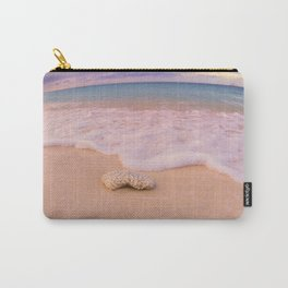 Shell Beach Carry-All Pouch