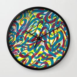 Hiatus 10 Wall Clock