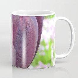 451 - Purple Tulip Coffee Mug