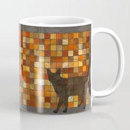 House Cat Coffee Mug