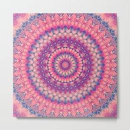Mandala 366 Metal Print