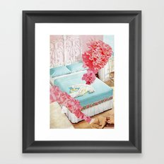 expel Framed Art Print