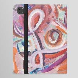 Love Grafitti iPad Folio Case