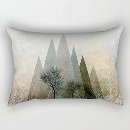 TREES IV Rectangular Pillow