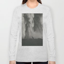 Ghosts Long Sleeve T-shirt