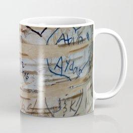 Love Memories in Lover's Lane, Green Gables Coffee Mug