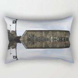 High Tide At Ayr  Rectangular Pillow