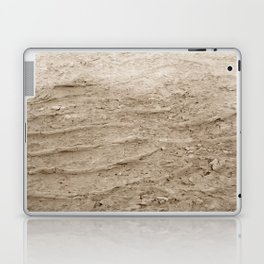 Wheel Loader Skid Marks Laptop & iPad Skin