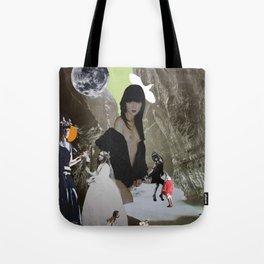 Dance Club Tote Bag