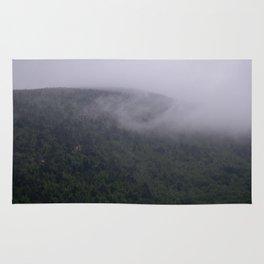 Fog Creeps In Rug