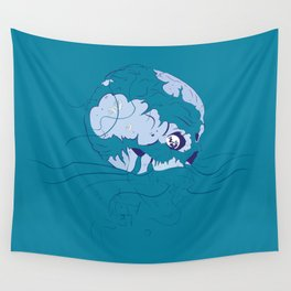 One If By Land, Dead If By Sea... Wall Tapestry