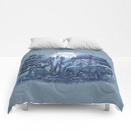 Stone Garden Comforters
