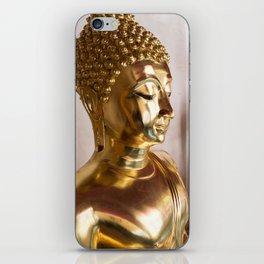 Buddha, Wat Pho, Bangkok, Thailand iPhone Skin