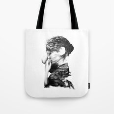 The Sea and the Rhythm // Illustration Tote Bag