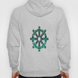 Wheel of TieDye Hoody