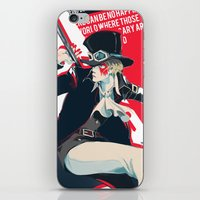 revolution iPhone & iPod Skins featuring Revolution! by yamineftis