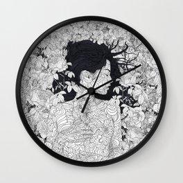 Love and Beauty Wall Clock