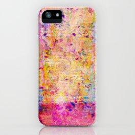 Blisser iPhone Case