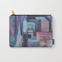 City at Dawn Carry-All Pouch