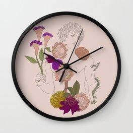 ANTINOUS Wall Clock