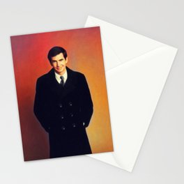 Anthony Perkins, Vintage Actor Stationery Cards