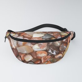 Polished Rocks Fanny Pack
