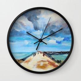The Breakwater Wall Clock