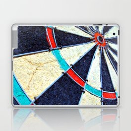 Dartboard Laptop & iPad Skin