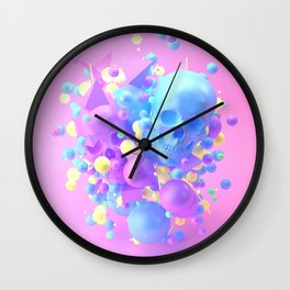 Side B Wall Clock