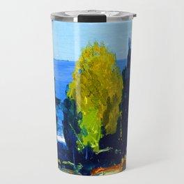 George Bellows The Grove Travel Mug