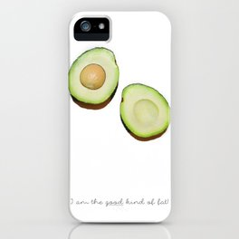 Good kind of fat iPhone Case