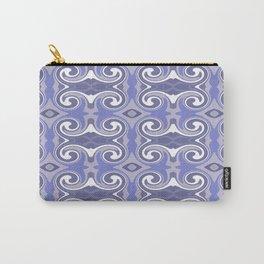 Marrakech Blue Carry-All Pouch