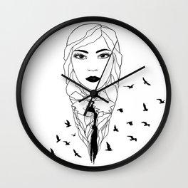 Pangea Ultima Wall Clock