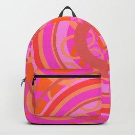 Mandala geometria en movimiento Glojag Backpack
